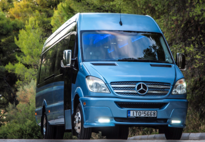 Sarris mercedes-benz sprinter 20out
