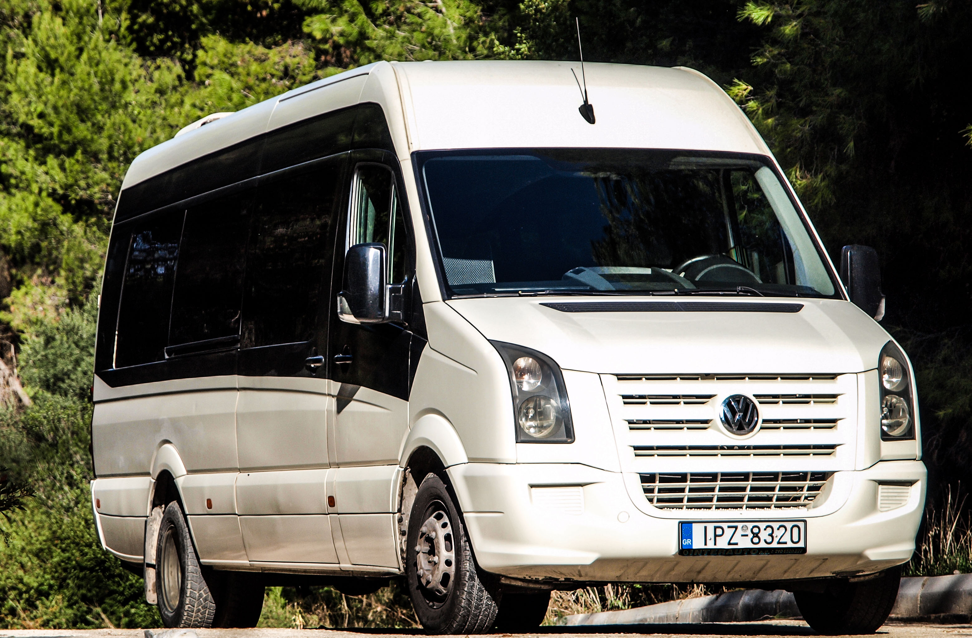 Sarris vw crafter out